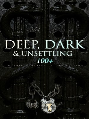 cover image of DEEP, DARK & UNSETTLING